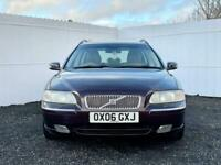 2006 Volvo V70 2.4D SE 5dr Geartronic [Euro 4] ESTATE Diesel Automatic