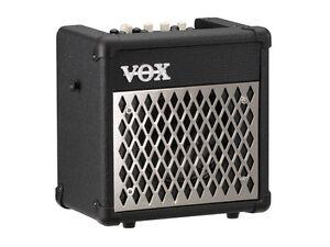 Vox Mini5 Modeling amp