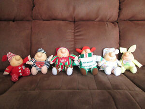 Ziggy Holiday Characters