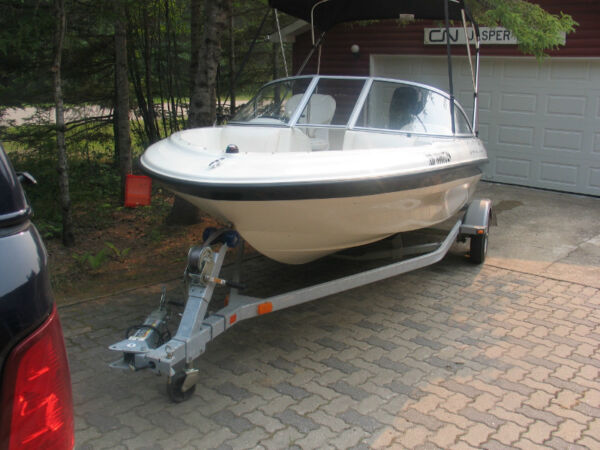 Used 2012 Bayliner Bowrider 160