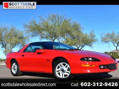 1995 Chevrolet Camaro Z28 Coupe 1995 Chevrolet Camaro Z28 Coupe 20616 Miles Red  5.7L V8 OHV 12V Automatic