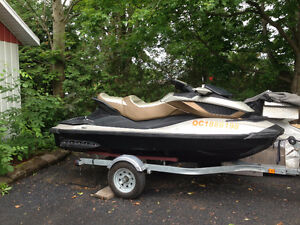 Sea-Doo BRP GTX LIMITED IS 255 (2009)