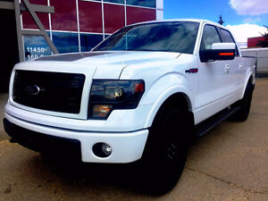 """2013 Ford F-150 FX4 2"""" Leveling Kit"""