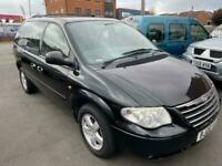 2008 Chrysler Voyager 2.8 CRD Executive 5dr Auto ( Home Delivery ) for just £1.0
