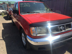 1999 Nissan frontier with 146km just in for sale at Pic N Save!