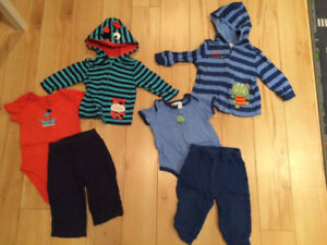 Baby Boy Clothes Lot - 9 months