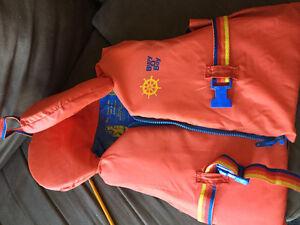 Youth life jacket 60-90lbs