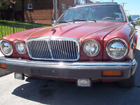 500$ LIQUIDATION!!! LIQUIDATION!!! JAGUAR SOVEREIGN 1986 500$