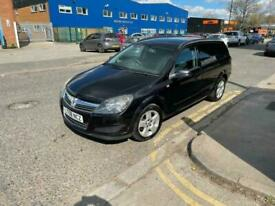 2008 08 VAUXHALL ASTRA 1.7 CDTI SPORTIVE 100 BHP**FINANCE AVAILABLE** DIESEL