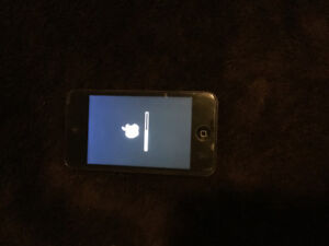IPod Touch 32gb with survivor case