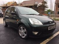 Ford Fiesta Zetec 1.4 2003 - 78k miles! Open to offers