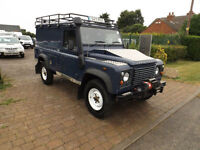 2009 Q Land Rover 110 DEFENDER 4C