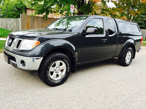 2012 NISSAN FRONTIER EXTENDED CAB 4X4 RARE 6 SPEED MANAUL!!!!!!