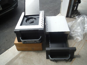 BROIL KING BBQ SIDE BURNER AND DRAWER