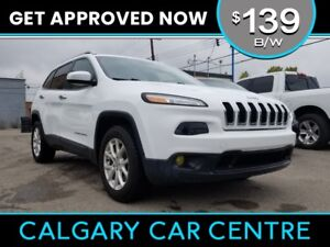 2015 Cherokee $139B/W TEXT US FOR EASY FINANCING! 587-582-2859