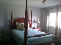 Beautiful Solid Wood Bed Frame