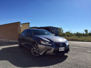 2013 Lexus GS350 F Sport Sedan AWD