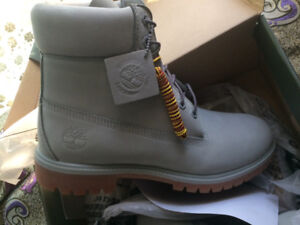 Timberland neuves pour hommes!