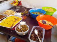 Cooking classes for Vegetarian Indian/Chinese Cuisine