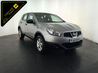 2012 NISSAN QASHQAI VISIA 1 OWNER SERVICE HISTORY FINANCE PX WELCOME