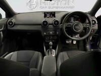 2017 Audi A1 1.4 TFSI S LINE 3d 148 BHP Hatchback Petrol Automatic