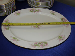 WM Guerin Limoges Large set of Dinnerware for 12 settings people Kingston Kingston Area image 5