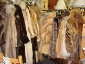 Fur Coats and Hats