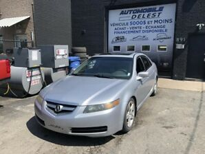 Acura TL 4dr Sdn 3.2L Manual w-Dynamic Pkg 2004