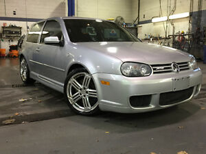 2004 Volkswagen Golf R32 Hatchback