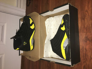 Air Jordan Thunder 14 Size 11.5