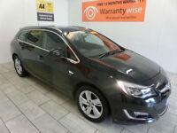 2013 Vauxhall/Opel Astra 2.0CDTi 16v ( 165ps ) ecoFLEX ( s/s ) SRi