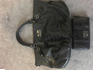 Coach Madison 15954  Purse with Wallet