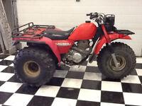 1985 Honda 250 BIG Red