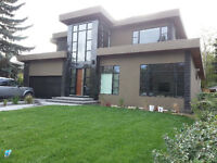 Acrylic Stucco, EiFS, Paper wire, Stone, purging, repairs!