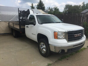 Eavestroughing Truck for sale