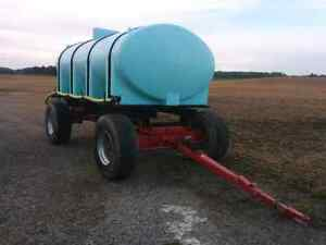 Horst 20 ton Water/ Liquid Fertilizer Wagon