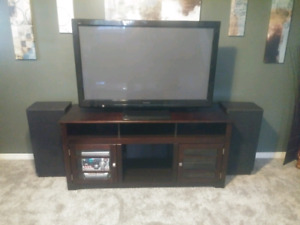 Tv stand - entertainment unit - tv table
