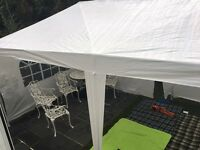 3 x 6 m marquee
