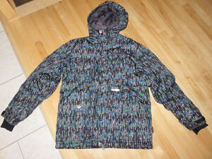Manteau d'hiver pour garçon