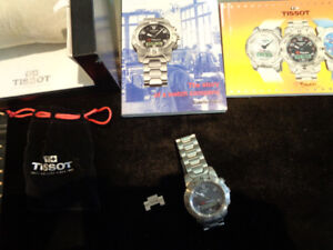 TISSOT T-TOUCH Watch - Previously owned/used condition
