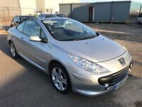 Peugeot 307 CC S Convertible Automatic, *1 Owner* *Leather * Air Con 3 Month Warranty