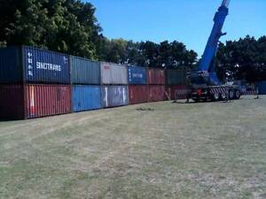 Great Shipping Containers for collection from Townsville Rail. Townsville Townsville City Preview