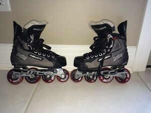 xr1 roller blades size 2 mint condition