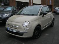 2014 14-Reg Fiat 500 CULT,GEN 33,000 MILES,FULL LEATHER,BLUETOOTH,MUST SEE!!!