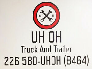 Mobile Repair service - Truck, Tractor, Trailer, RV