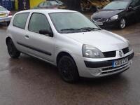 2006 (06) Renault Clio 1.2 Campus 3dr