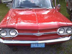 Antique 1964 Chev Corvair for sale