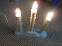 ♦Decor Electric candle. 5$ ♦