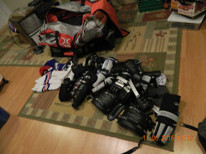 Hockey and Lacross Equipment youth
