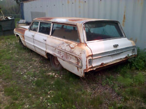 1964 Chevrolet Impala Station Wagon for Restoration